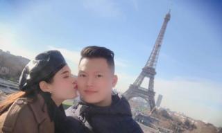 Á quân Giọng hát Việt mùa 2 Tố Ny tận hưởng chuyến du lịch lãng mạn ở Châu Âu cùng chồng
