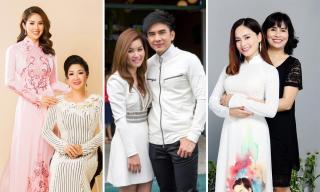 Năm mới ngập tràn lời chúc yêu thương mà người thân 'nhờ' Ngoisao.vn gửi tới các sao Việt