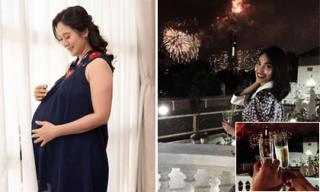 Sao Việt 5/2/2019: Thanh Thúy lần đầu tiên đón Tết đáng nhớ 'đau tim kinh khủng', Lan Khuê đón giao thừa cùng chồng tại biệt thự xa hoa