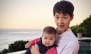 Song Joong Ki gửi tâm tới người hâm mộ nhân dịp Tết Nguyên Đán: 'Có nhiều lúc tôi cũng mệt mỏi và kiệt sức...'