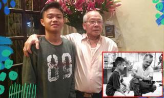 Vợ cố nhạc sĩ Trần Lập đón Tết cùng gia đình, lộ ảnh con trai lớn phổng phao
