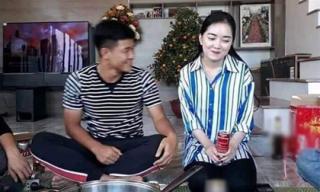 Dân mạng truyền tay nhau hình ảnh Đức Chinh đưa bạn gái xinh đẹp về ra mắt gia đình trong dịp Tết