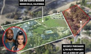 Lại chứng tỏ đẳng cấp siêu giàu, vợ chồng Kim Kardashian mua nhà ngay cạnh biệt thự 60 triệu đô