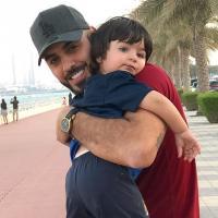 Trai đẹp 'bị trục xuất' đã có con trai sau 5 năm nổi tiếng