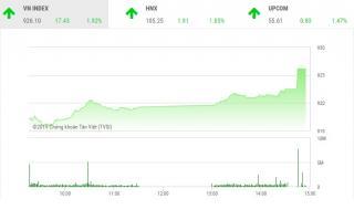 """VnIndex tăng 17 điểm, cổ phiếu QCG nhà Cường Đôla vào """"danh sách đen"""""""