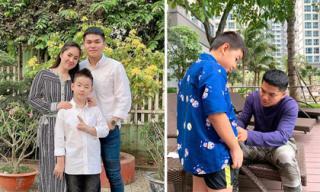 Đi chơi riêng với ba dượng, con trai Lê Phương đã gọi điện mách mẹ 1 điều khiến cô thương con nhiều hơn