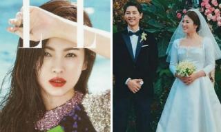 """Sau khi bị đồn ly hôn Song Joong Ki, Song Hye Kyo chuẩn bị có màn """"tái xuất"""" hoành tráng"""