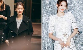 Ngắm không biết chán hình ảnh Yoona thanh lịch khi xuất hiện tại 'Tuần lễ thời trang New York'