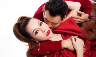 Hoa hậu Bùi Thị Hà khoe ảnh đẹp ngất ngây bên chồng trong ngày tình nhân