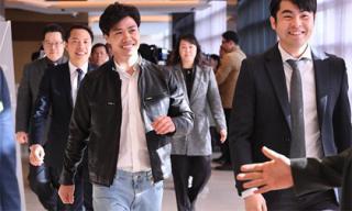 Công Phượng hội ngộ HLV Park Hang Seo, gây ấn tượng buổi ra mắt CLB mới tại Hàn Quốc