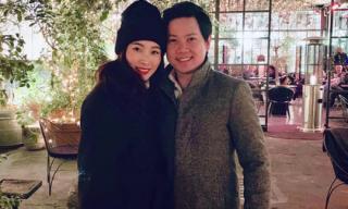 Đăng ảnh tình bể bình nhưng cách gọi chồng đại gia của Hoa hậu Đặng Thu Thảo mới gây bão