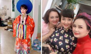 Loạt sao Việt tham dự đám hỏi của con gái nữ diễn viên 4 đời chồng Đào Hoàng Yến
