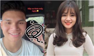 Phạm Xuân Mạnh công khai người yêu xinh đẹp đúng Valentine