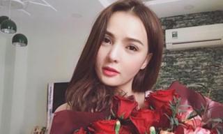Nữ hoàng sắc đẹp Vi Nhạn Ngọc gửi thông điệp ngày tình nhân