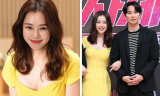 """""""Hoa hậu quyến rũ nhất Hàn Quốc"""" Honey Lee khoe vòng một gợi cảm bên """"mỹ nam mặt lạnh"""" Kim Nam Gil"""