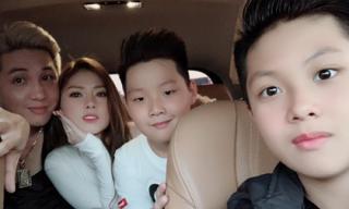 Cư dân mạng phát hiện sự thật về con trai của Lâm Chấn Khang