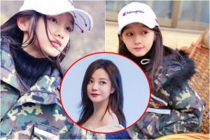 Bẵng một thời gian, diễn viên nhí từng vào vai 'con gái Triệu Vy' đã phổng phao và xinh như 'tiên nữ'