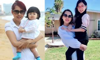 'Gái nhảy' Minh Thư khoe con gái lớn phổng phao, nhan sắc tương lai còn vượt xa mẹ