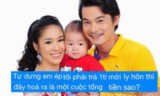 Quách Ngọc Ngoan bị ép trả Lê Phương 1 tỷ mới được ly hôn