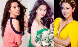 Mỹ nhân Việt đẹp tựa 'nữ thần' với góc chụp nghiêng