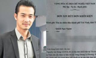 Quách Ngọc Ngoan bất ngờ rút đơn ly hôn Lê Phương