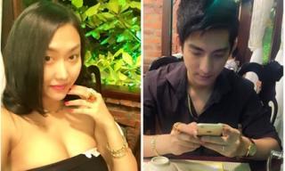 Vợ chồng Phi Thanh Vân 'đắp' vàng lên người đi ăn