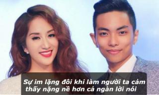 Chồng 9x Khánh Thi cảm thấy nặng nề vì phải im lặng