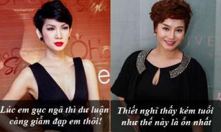 Sao Việt lên tiếng ủng hộ chuyện tình Khánh Thi