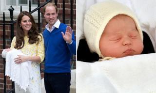 Lộ diện con gái mới sinh của công nương Anh