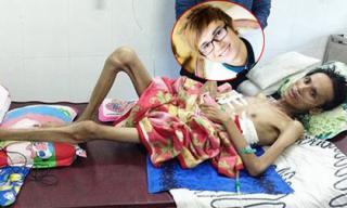 Thái Lan Viên bị bệnh viện trả về trong tình trạng nguy kịch