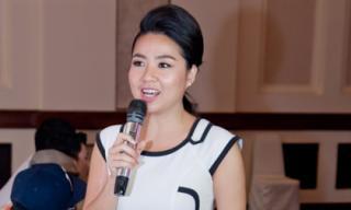 Lê Khánh ăn kiêng sau khi lấy chồng