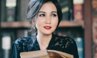 Hoa hậu Sonya Sương Đặng kiêu sa, quý phái với style cổ điển