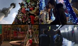 10 địa điểm hẹn hò tuyệt vời nhất trong phim Hàn