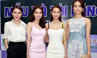Chính thức khởi động cuộc thi 'Mẫu và Tài năng Việt Nam 2015'