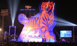 Đêm hội 'Vũ điệu trên không' thu hút hơn 5000 khán giả