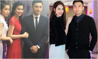 'Nghía' nhan sắc chồng điển trai của người mẫu Thư Huyền