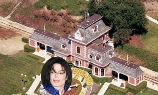 Dinh thự của Michael Jackson được rao bán với giá hơn 2 nghìn tỷ đồng