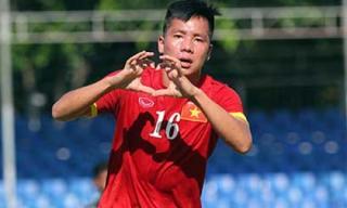 Bàn thắng đầu tiên của U23 Việt Nam tại Sea Games 28