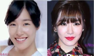 Mỹ nhân Hàn từ ngây thơ thành nữ thần gợi cảm nhờ trang điểm