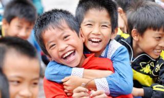 Ấn tượng với chùm ảnh về nụ cười của trẻ em xứ Nghệ