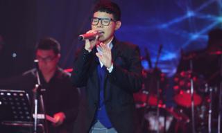 Vũ Cát Tường xuất sắc đoạt giải 'Bài hát Việt'