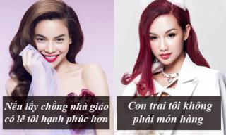 Phát ngôn 'giật tanh tách' của sao Việt tuần qua (P73)