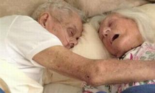 Cảm động cặp vợ chồng gần 100 tuổi cùng qua đời bên nhau