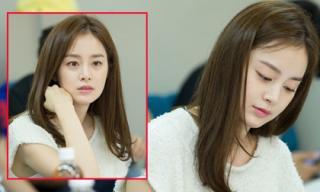 Kim Tae Hee gây xao xuyến với vẻ đẹp tựa nữ thần