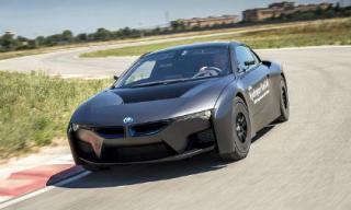 BMW tiết lộ về i8 siêu tốc độ chạy pin nhiên liệu hydro