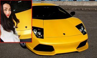 Khánh My quay ngoắt 180 độ, phủ nhận việc mua siêu xe Lamborghini