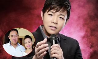 Quang Lê 'đá xéo' chồng Cẩm Ly vì chỉ trích mình?