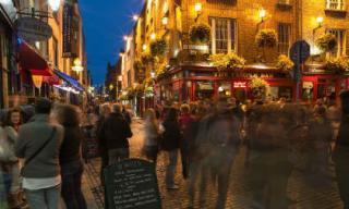 Những thành phố có cuộc sống sôi động về đêm