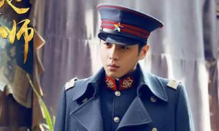 Diễn viên 'Vô Tâm Pháp Sư' gây sốt với hình ảnh nam thần mặc quân phục