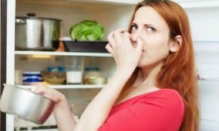 Cách khử mùi hiệu quả cho các vật dụng trong phòng bếp